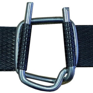 Metal Buckles Prolypropylene